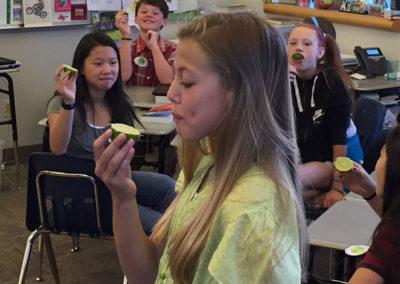 Olivia's Class