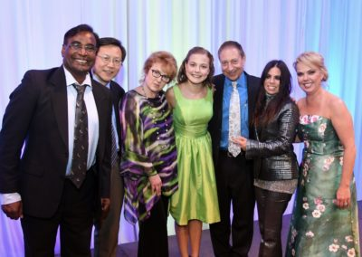 Dr. Rajadas, Dr. Ying, Dr. Sapi, Olivia, Dr. Horowitz, Ally Hilfiger, Holiday Goodreau